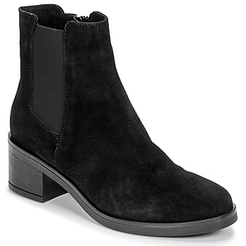 Shoes Women Ankle boots Casual Attitude LILOO Black