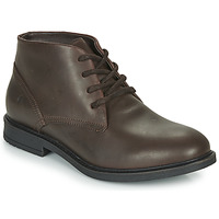 Shoes Men Mid boots Casual Attitude LENI Brown