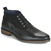 Shoes Men Mid boots Casual Attitude RAGILO Black