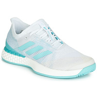 Shoes Women Running shoes adidas Performance ADIZERO UBERSONIC 3M X PARLEY Black / Grey