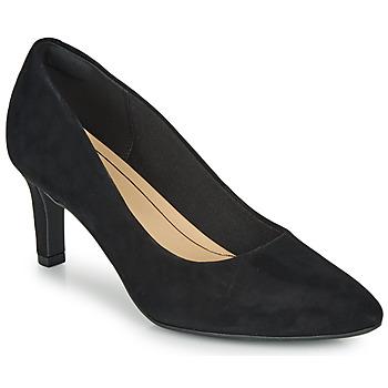 Shoes Women Court shoes Clarks CALLA ROSE Black
