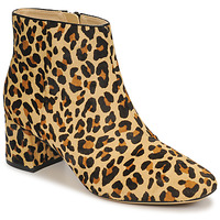 Shoes Women Ankle boots Clarks SHEER FLORA Leopard