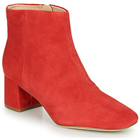 Shoes Women Ankle boots Clarks SHEER FLORA Red