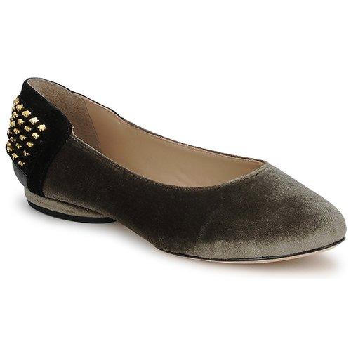 Shoes Women Ballerinas Kat Maconie CECILIA Grey