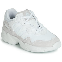 Shoes Children Low top trainers adidas Originals YUNG-96 C White