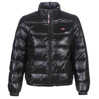 material Women Duffel coats Levi's FRANCINE DOWN PCKBLE JKT Black