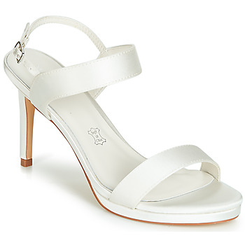 Shoes Women Sandals Menbur MAFATA Ivory