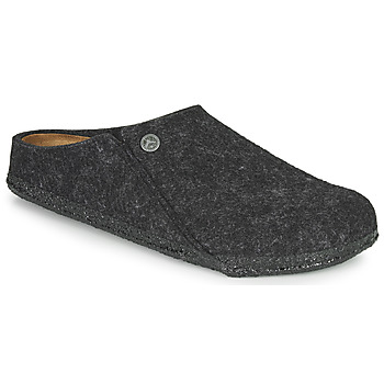 Shoes Men Clogs Birkenstock ZERMATT STANDARD Grey