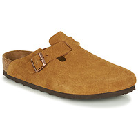 Shoes Men Clogs Birkenstock BOSTON SFB Camel