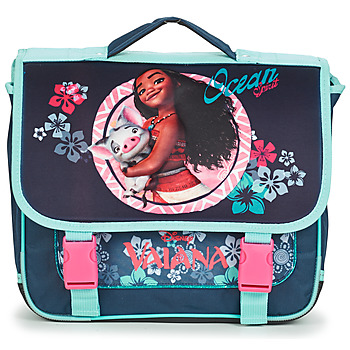 Bags Girl Satchels Disney VAIANA CARTABLE 38CM Blue