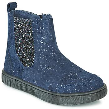 Shoes Girl Mid boots Mod'8 BLABIS Marine