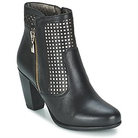 Shoes Women Ankle boots Andrea Conti SAMPI Black