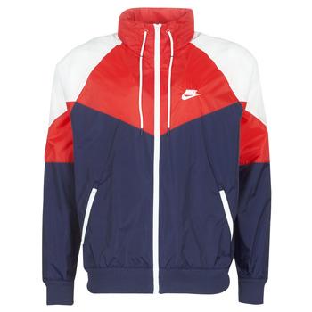 material Men Macs Nike M NSW HE WR JKT HD + Marine