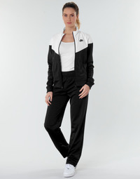 material Women Tracksuits Nike W NSW TRK SUIT PK Black