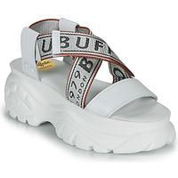 Shoes Women Sandals Buffalo 1501025 White