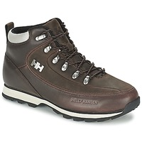 Shoes Men Mid boots Helly Hansen THE FORESTER Brown