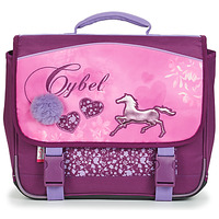 Bags Girl Satchels Back To School CYBEL CARTABLE 38 CM Pink