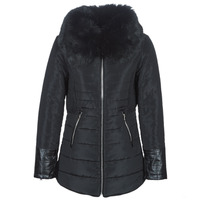 material Women Duffel coats Betty London LACAMAS Black