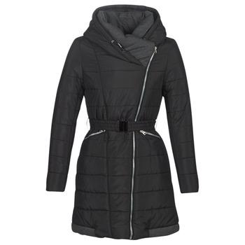 material Women Duffel coats Betty London LUCIOLE Black