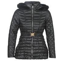 material Women Duffel coats Moony Mood LESLIE Black
