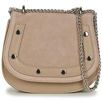 Bags Women Shoulder bags André CAVALINE Taupe