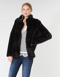 material Women coats Vero Moda VMMINK Black