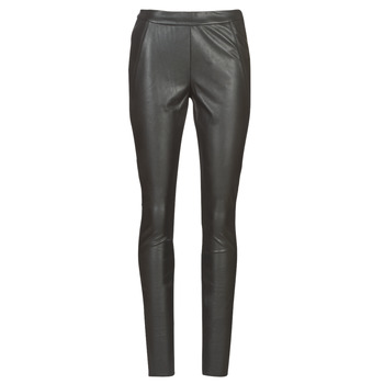 material Women leggings Vero Moda VMSEVENA  Black
