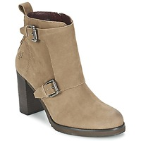 Shoes Women Ankle boots Marc O'Polo LYVENET Taupe
