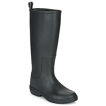 Shoes Wellington boots Isotoner 93700 Black