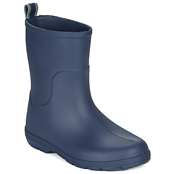 Shoes Children Wellington boots Isotoner 99219 Marine