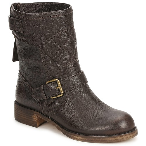 Shoes Women Mid boots Marc by Marc Jacobs 626243 Brown