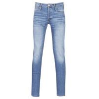 material Men slim jeans Jack & Jones JJIGLENN Blue / Clear