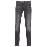 material Men slim jeans Jack & Jones JJIGLENN Black