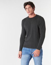 material Men jumpers Jack & Jones JJEBASIC Grey