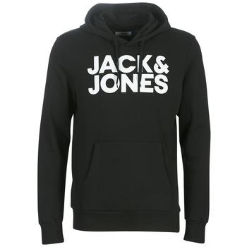 material Men sweaters Jack & Jones JJECORP LOGO Black