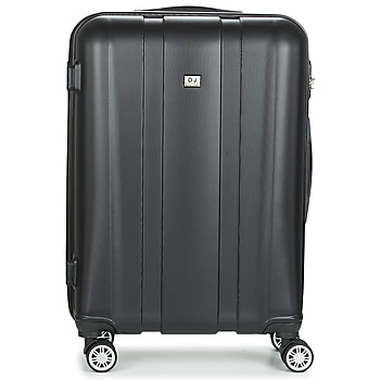 Bags Hard Suitcases David Jones CHAUVETTO 72L Black
