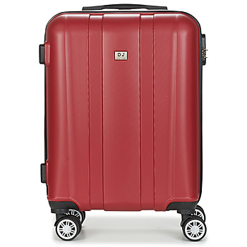 Bags Hard Suitcases David Jones CHAUVETTO 40L Red