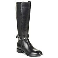 Shoes Women Boots André NUAGE Black