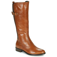 Shoes Women Boots André MAELLE Brown
