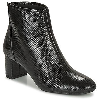 Shoes Women Ankle boots André LEADERS Black