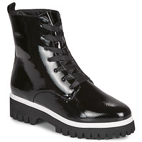 Shoes Women Mid boots André NAIMA Black