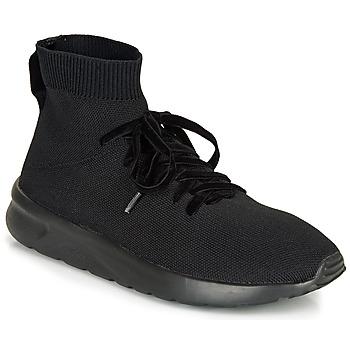 Shoes Women High top trainers André BOGOTA Black