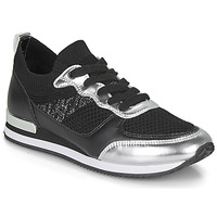 Shoes Women Low top trainers André BETTIE Black / Silver