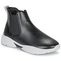 Shoes Women Mid boots André BILLIE Black