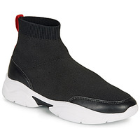 Shoes Women High top trainers André BELLA Black