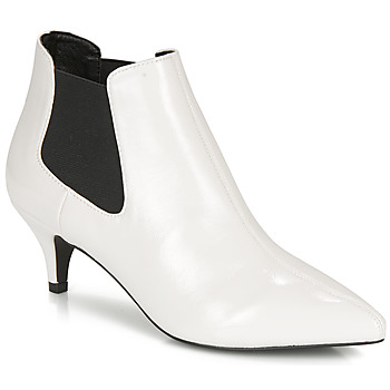 Shoes Women Ankle boots André LUCIANA White