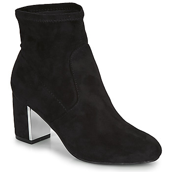 Shoes Women Mid boots André LAUGHING Black