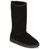 Shoes Women Mid boots André TOULOU Black