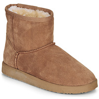 Shoes Women Mid boots André TOUSNOW Camel