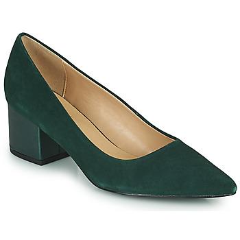 Shoes Women Court shoes André LAMOUR Green